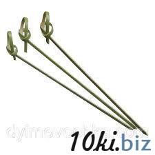 Палочка бамбуковая для канапе L 120 мм (уп 50 шт) 0276 купить в Херсоне - Мотошлемы