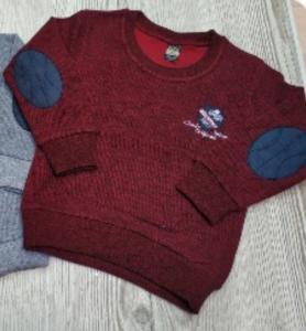 Фото Кофты, толстовки, рубашки, свитера Свитер ангорка мальчику 2-8 лет