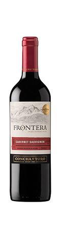 Вино красное сухое Carmenere Frontera