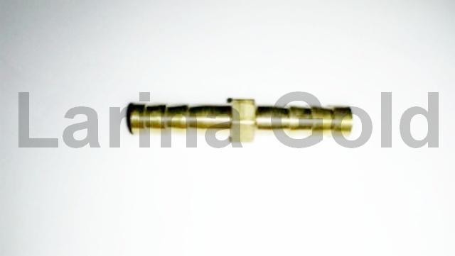 Переходник под силиконовые трубки