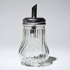 Емкость стеклянная для сахара с дозатором V 200 мл (шт) 9524