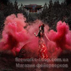 Фото Цветные дымы ДЫМ MA0513/МАРСАЛА 60 СЕКУНД