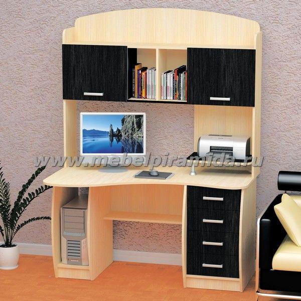 Фото Столы компьютерные и письменные Стол компьютерный СК-45 (Пирамида)