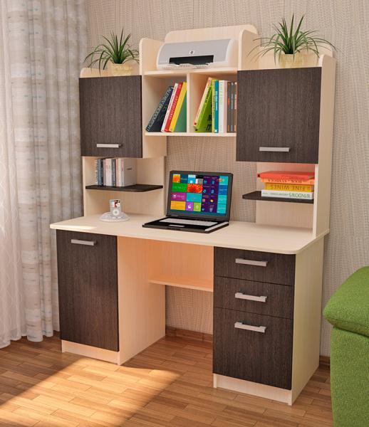 Фото Столы компьютерные и письменные Стол компьютерный СК-9 (Пирамида)