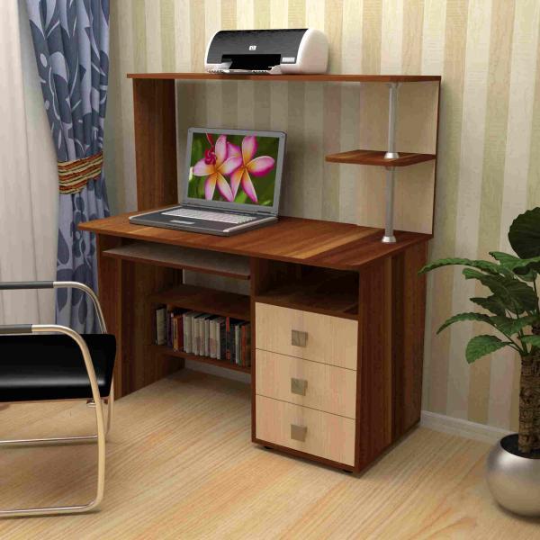 Фото Столы компьютерные и письменные Стол компьютерный СК-6 (Пирамида)