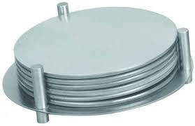 Подставка нержавеющая для чашек Ø 85 мм  (набор 7 шт) 1635