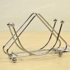 Салфетница металлическая проволочная 125*30 мм (шт) 0111