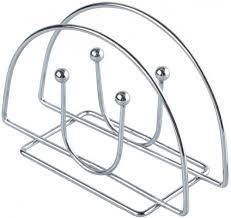 Салфетница металлическая проволочная 130*35 мм (шт) 0112