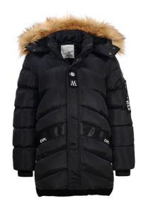 Фото НОВИНКИ Модное пальто зимнее мальчику 134-170 см
