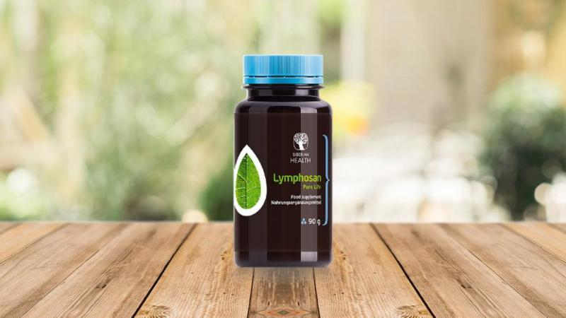 «Лимфосан Базовый»  (Pure Life)   Essential Sorbents— универсальный фитосорбент для базового очищения организма.