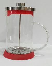 Френч - пресс для чая и кофе с силиконовым дном V 600 мл (шт) 0706