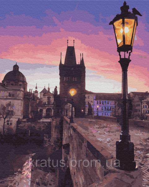 Фото  PGX 29708 Карлов мост Premium 40x50см