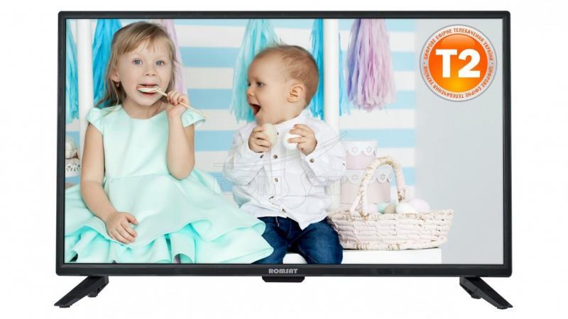 АКЦИЯ!!! Телевизор LED SMART TV Romsat 32HSH1930T2 Android 7.0