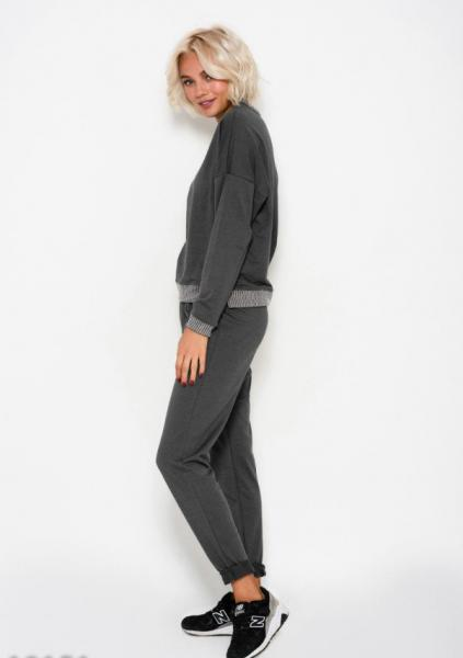 Фото  Спортивные костюмы ISSA PLUS 10151  3XL темно-серый
