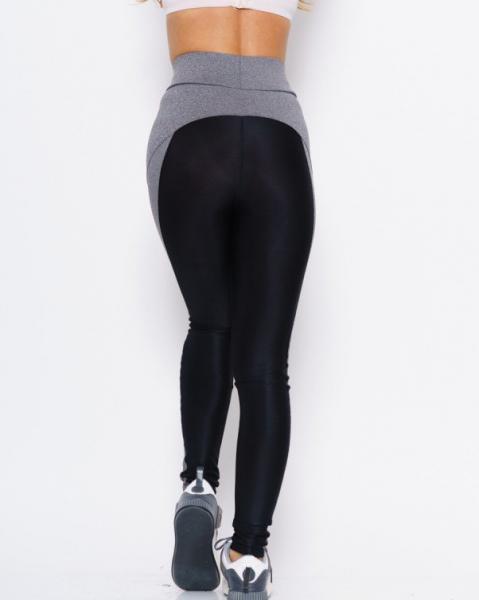 Фото  Спортивные штаны ISSA PLUS 9947  M черный/серый
