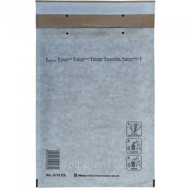 Бандерольный конверт D14ES, плотный, 100 шт, Польша