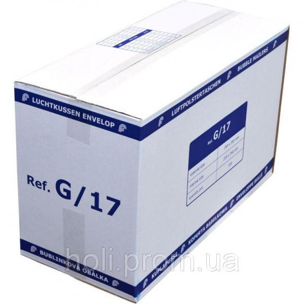 Бандерольный конверт G17, 100 шт, Польша Желтый
