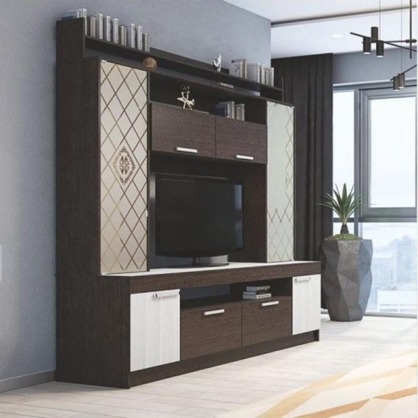 Фото Стенки и мебель для гостиной  Гостиная Фиеста (БТС)