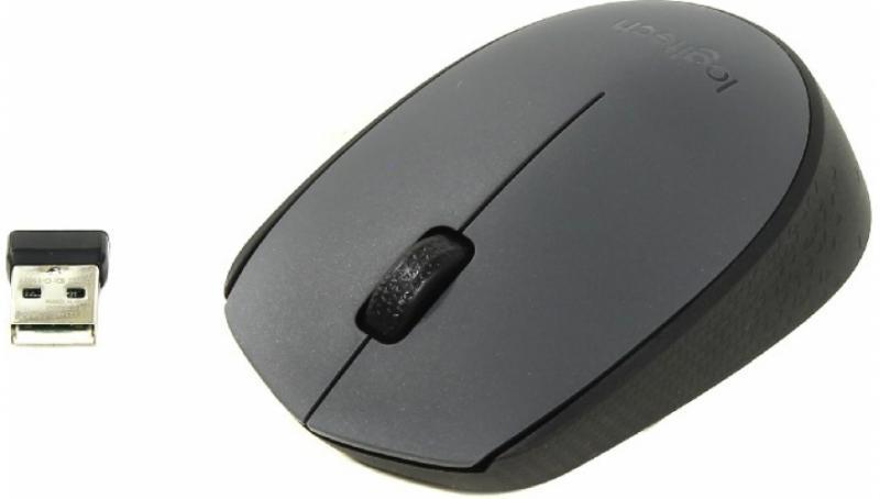 Беспроводная мышь M170 Grey Logitech