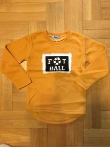 Фото Кофты, толстовки, рубашки, свитера Реглан на флисе для мальчика 98-128 см