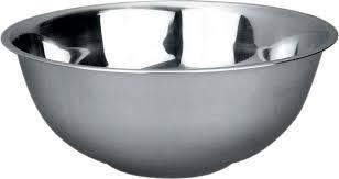 Миска нержавеющая круглая V 2100 мл Ø 240 мм ( шт ) 2216