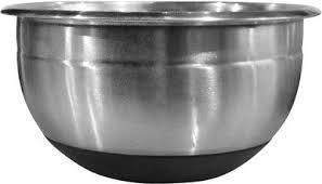 Миска нержавеющая круглая V 4350 мл Ø 260 мм ( шт ) 6526