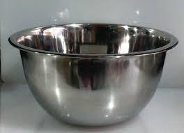 Миска нержавеющая круглая V 4600 мл Ø 280 мм ( шт ) 2460