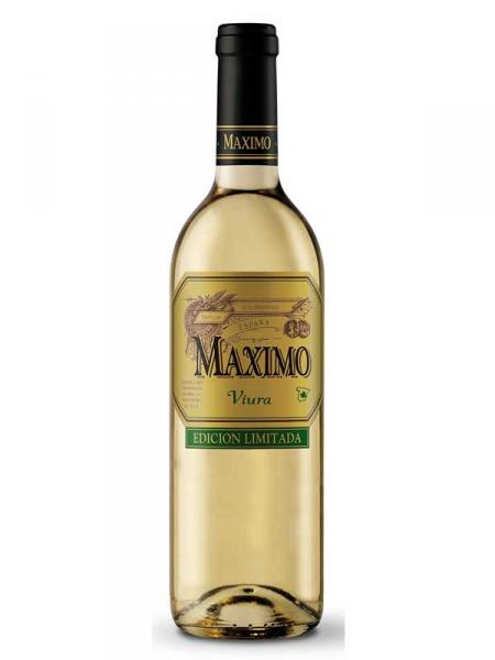 Вино белое,сухое. Maximo Viura, Rioja, Spain.