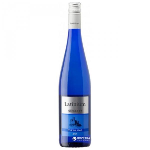 Вино белое полусладкое Riesling Latinium Peter Mertes