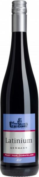 Вино красное полусладкое Pinot-Noir Dornfelder  Latinium Peter Mertes