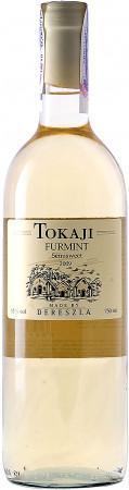 Вино белое полусладкое Tokaji Furmint