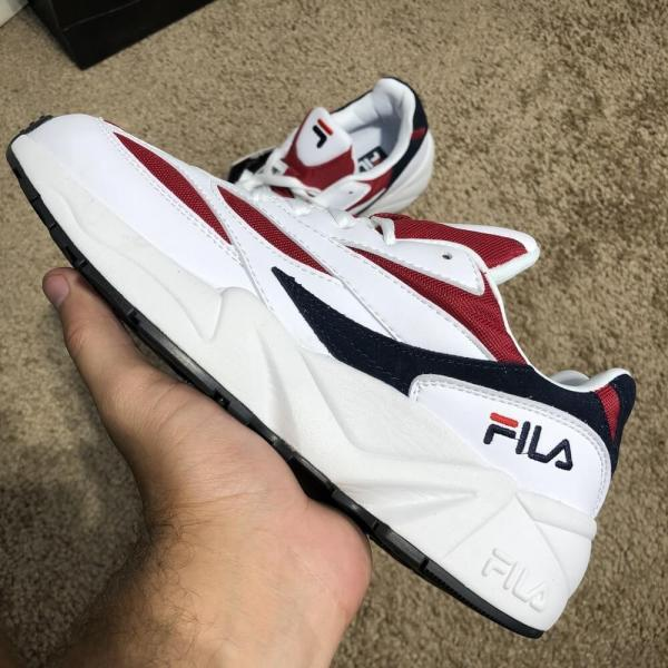 Fila Venom White/Red