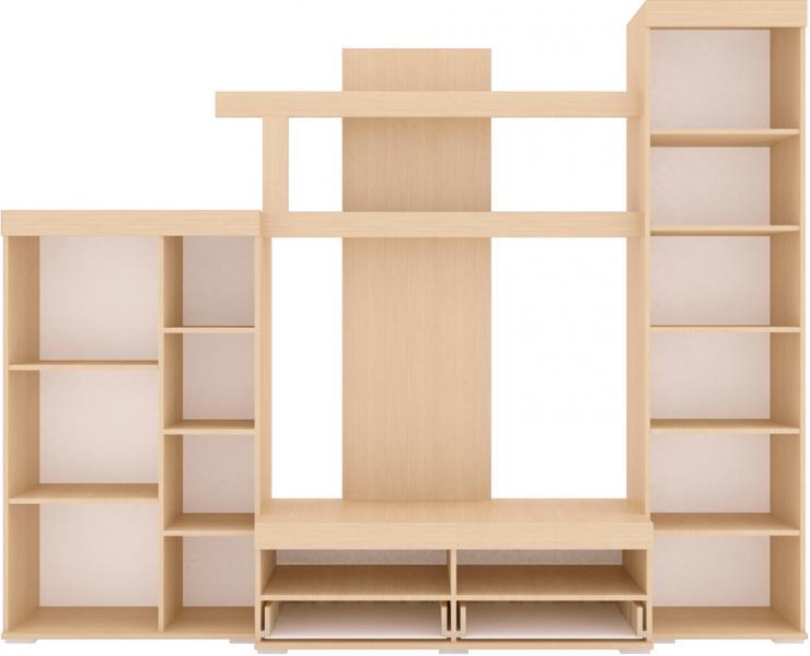 Фото Стенки и мебель для гостиной  Гостиная Маэстро (Пирамида)