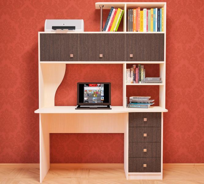 Фото Столы компьютерные и письменные Стол компьютерный СК-16 (Пирамида)