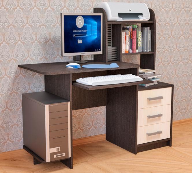 Фото Столы компьютерные и письменные Стол компьютерный СК-8 (Пирамида)