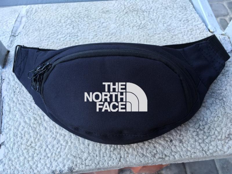 Бананка The North Face черный