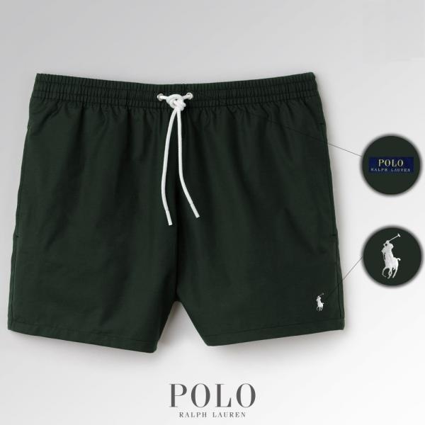 Шорты Polo Ralph Lauren Swimming Trunks хаки