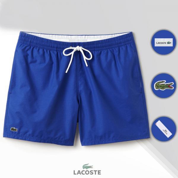 Шорты Lacoste Swimming Trunks синие