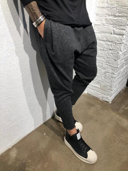 Штаны Black Island Galife Pants(Мужские штаны галифе) темно-серые