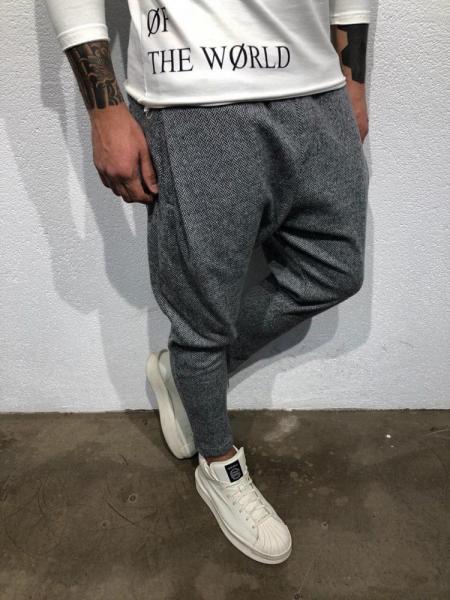 Штаны Black Island Galife Pants(Мужские штаны галифе) светло-серые