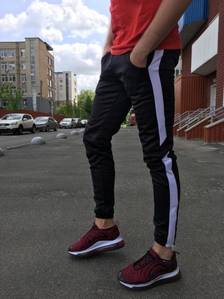 Спортивные штаны LC - UNDERCUT черный