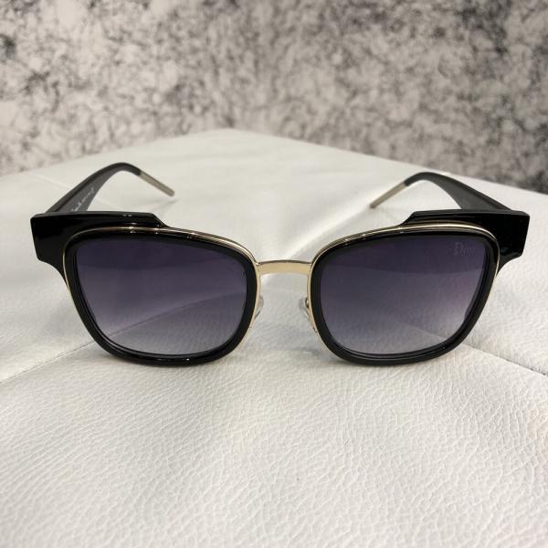 Dior Sunglasses Sideral 1 J6C/KU Black/Black