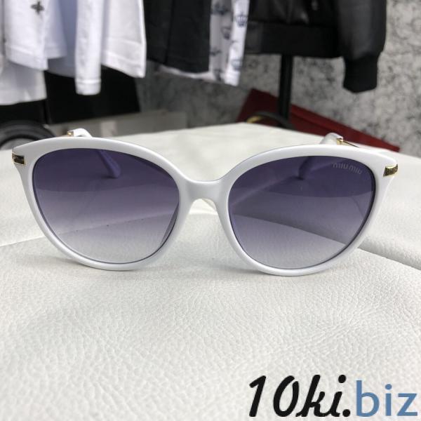 Miu Miu Sunglasses Reveal White/Breeze Солнцезащитные очки на Электронном рынке Украины