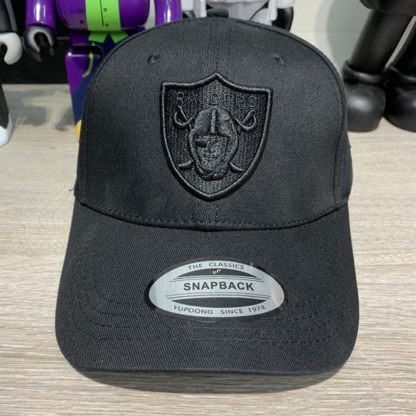 Baseball Hat Oakland Raiders Classic 47 Black