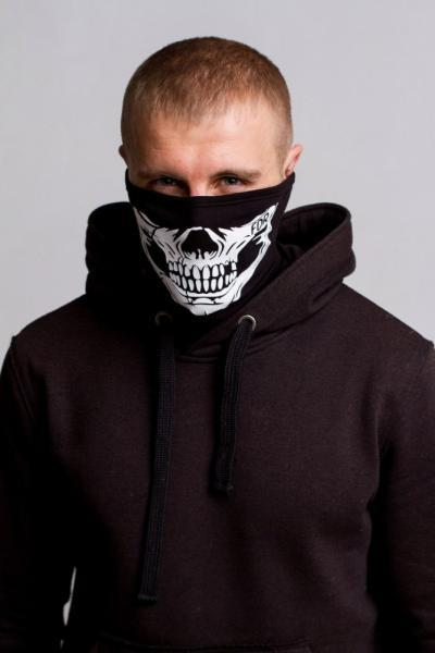 Бафф FDR Skull Black