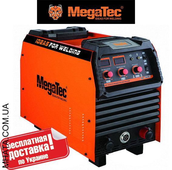 Сварочный полуавтомат MegaTec STARMIG 500S для ручной сварки МIG/MAG-MMA