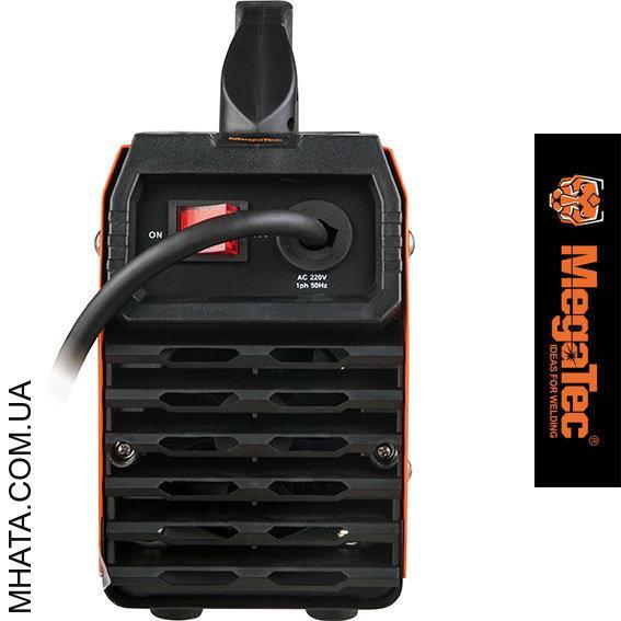 Фото Электроинструмент, Сварочные аппараты Сварочный аппарат инверторный MegaTec STARARC 200С для ручной сварки ММА