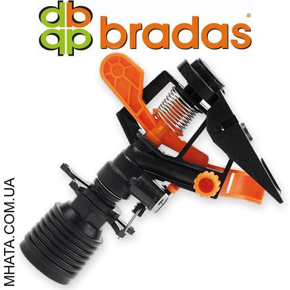 "Ороситель пульсирующий, пластиковый, РВ 3/4"" Bradas AJ-TS6002 (ø22 метра)"