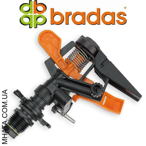 "Ороситель пульсирующий, пластиковый, РH 1/2"" Bradas AJ-TS6001 (ø22 метра)"