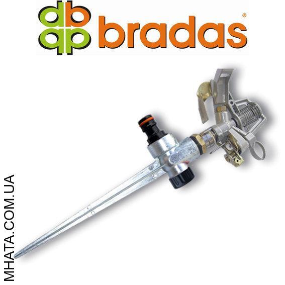 Ороситель пульсирующий, на колышке, металлический, Bradas ECO-KT230B